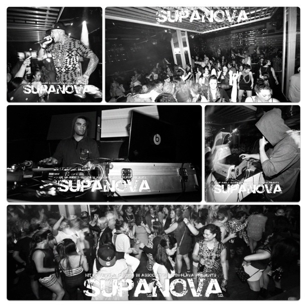 Snaps From Supanova Gig