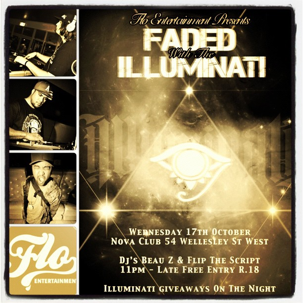 FADED With Illuminati TONIGHT
